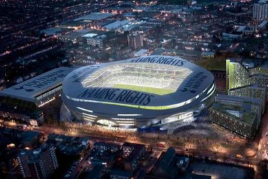 Tottenham Hotspur stadium plan