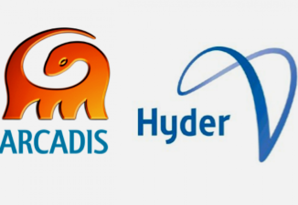 Arcadis ups offer for hyder construction enquirer for Arcadis consulting