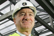 Chairman Bill Robertson, Robertson Group