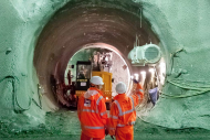 Crossrail infrastructure theme