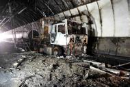 Brynglas tunnel fire