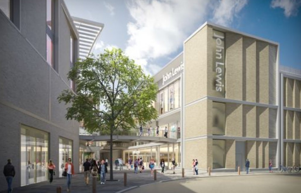 Go Ahead For 163 500m Oxford Westgate Centre Revamp