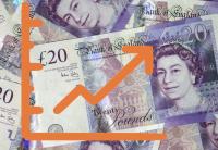 money graph logo
