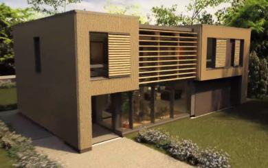 Laing O'Rourke house design