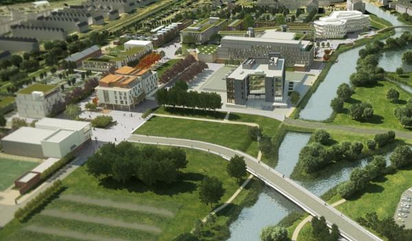 Northampton University Campus