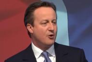 David Cameron Conservative manifesto