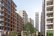 Berkeley Battersea Nine Elms site