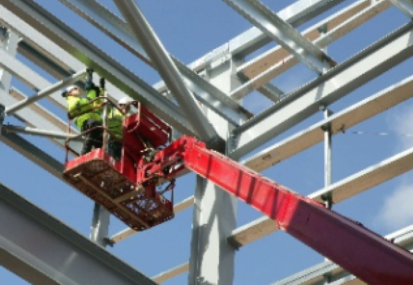 Steelwork theme construction