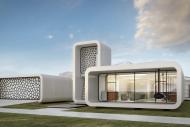 Dubai printed house