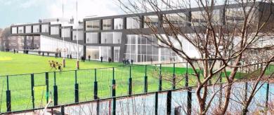 Brighton College sports complex