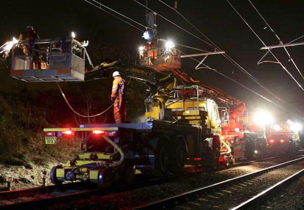 Balfour Beatty rail electrification