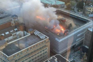 CWS fire wates