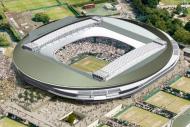 No 1 Court Wimbledon