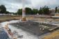 Foundation work Westgate shopping centre