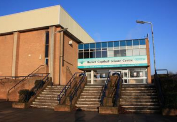 Copthall leisure centre