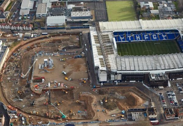 Spurs site Tottenham