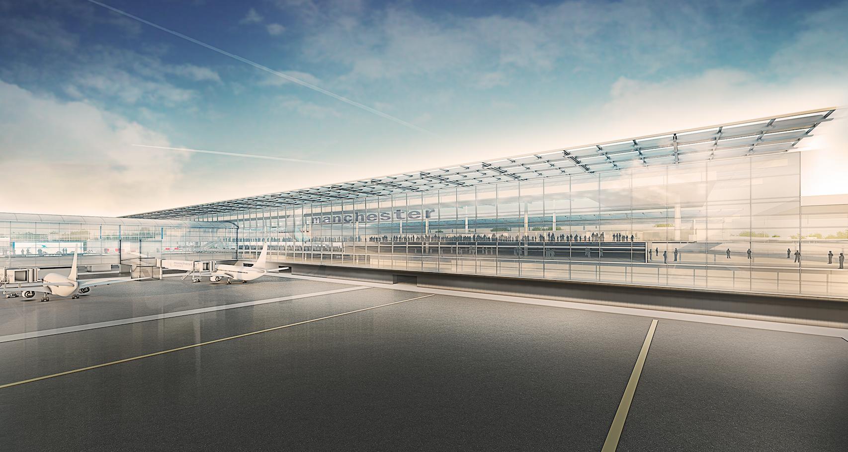Manchester terminal