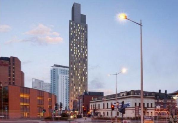 Watkins Jones Cardiff building