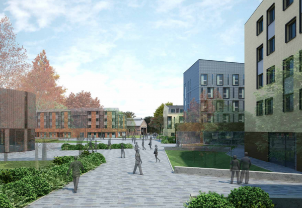 Student accommodation Northampton University