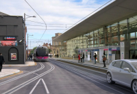 Midland Metro Wolverhampton