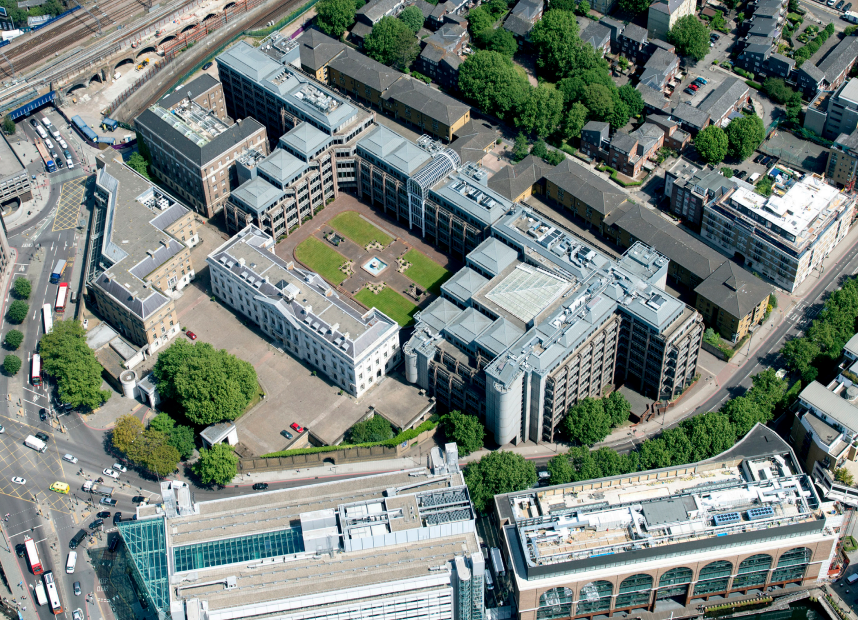 Royal Mint Court London