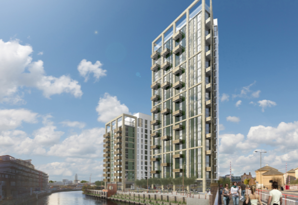 Essential Living Goes Modular For 23 Storey PRS Tower