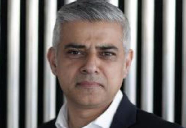 Sadiq Khan London Mayor