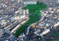 Euston Station development zone