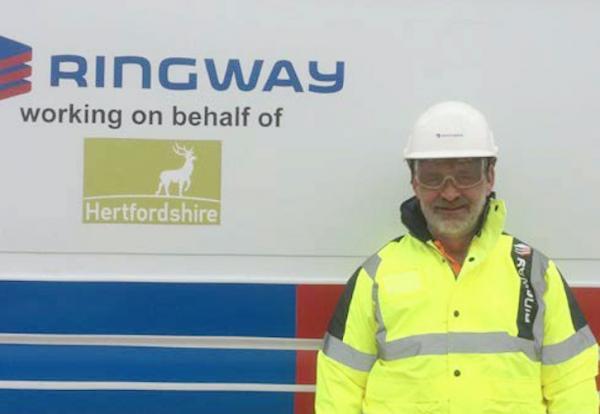 Paul Wheeler Ringway engineer