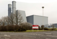 Wrexham power plant
