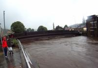 Flooding Mytholmroyd