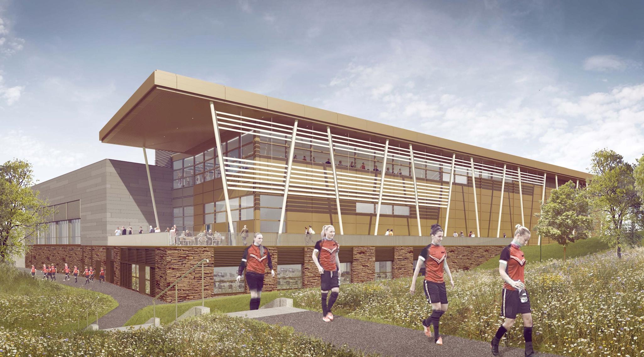 Willmott dixon lands 60m university treble construction enquirer for University of warwick swimming pool