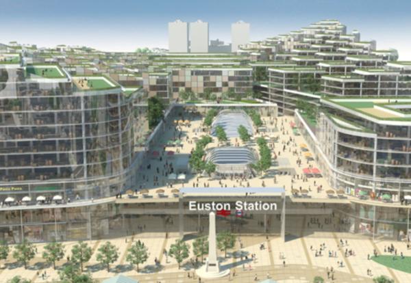 euston station demolition