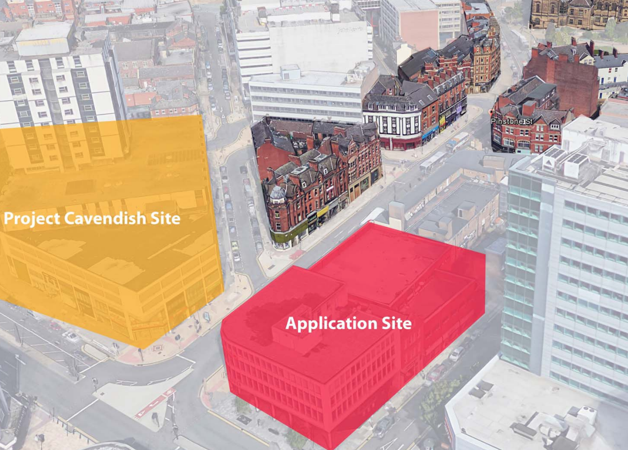 All Constuction News - Plan for Sheffield's tallest building