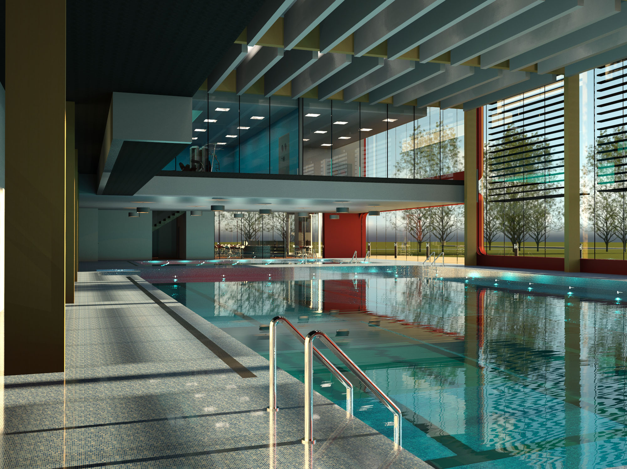 Wates scoops 6m selby leisure centre deal construction Cost of building a public swimming pool