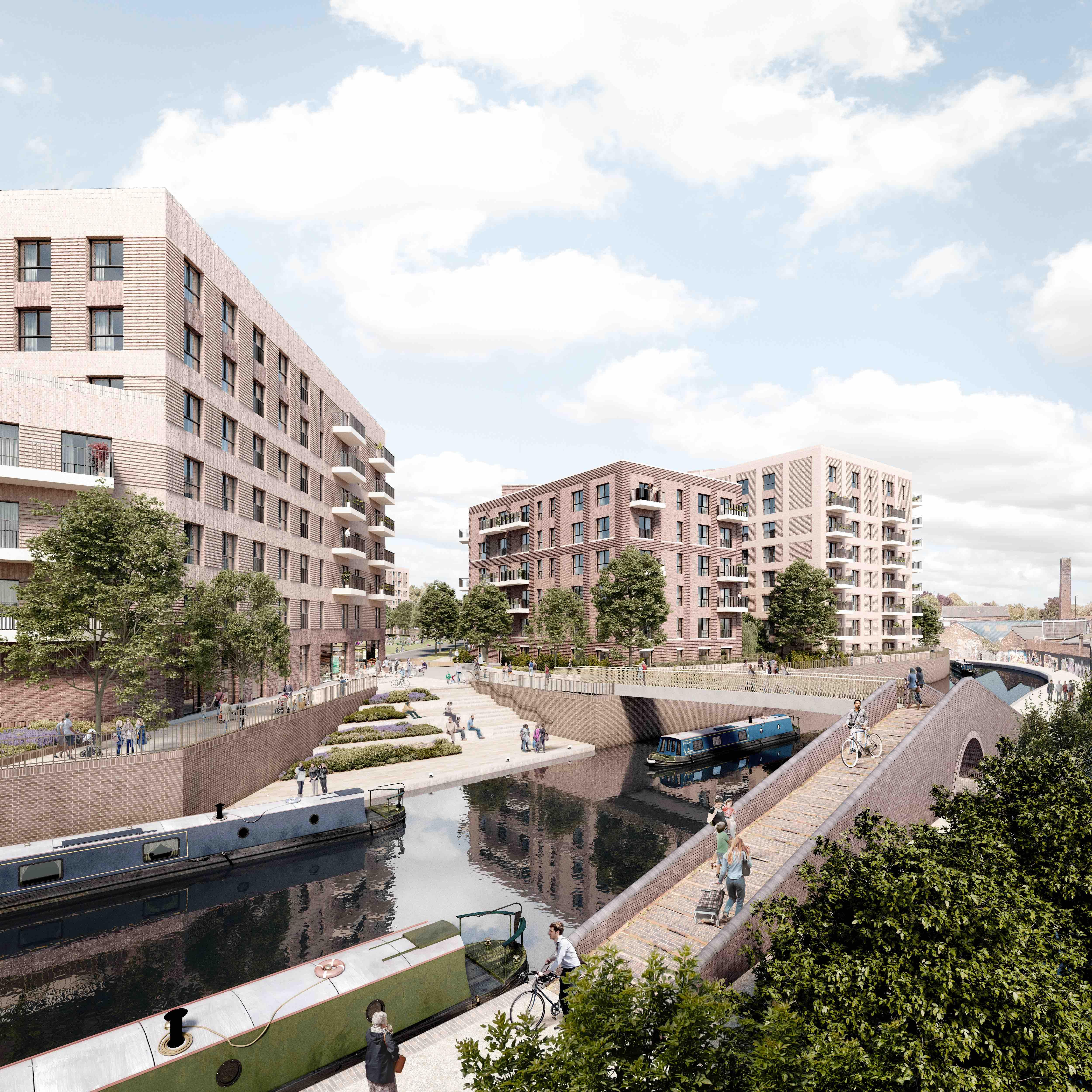 Southside Apartments Birmingham Al: Galliard Homes Plans Next Major Birmingham Scheme