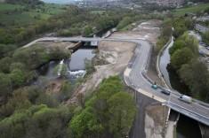 Sowerby Bridge Aerial