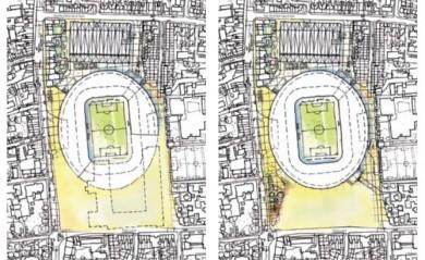 Tottenham Stadium Plans