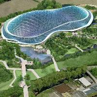 Chester Zoo 225m Biodome Gets Planning Construction Enquirer - Heart-of-africa-biodome-at-chester-zoo