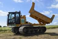 Tracked Dumper MST 2200 VD Flannery