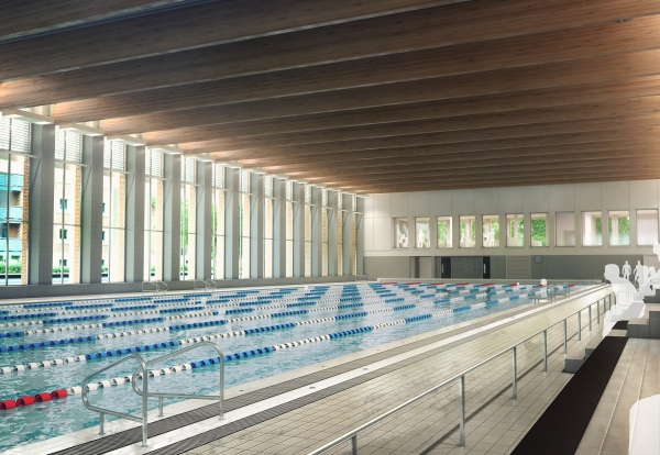 Birmingham olympic pool opening delayed again construction enquirer University of birmingham swimming pool