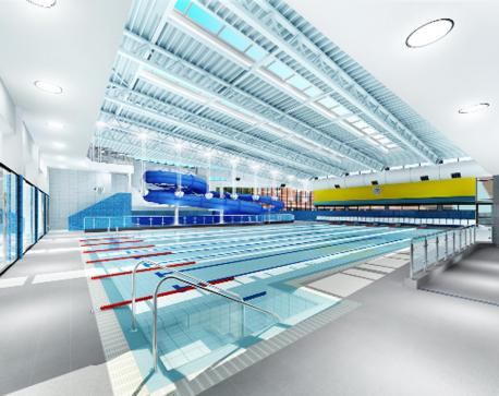 Eric Wright Wins 10m Blackburn Pool And Sports Centre Construction Enquirer