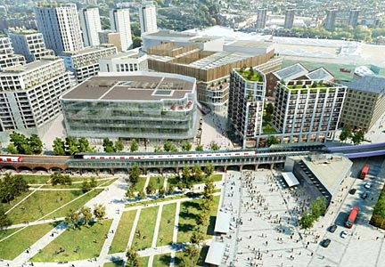 163 1bn Westfield London Expansion Final Go Ahead