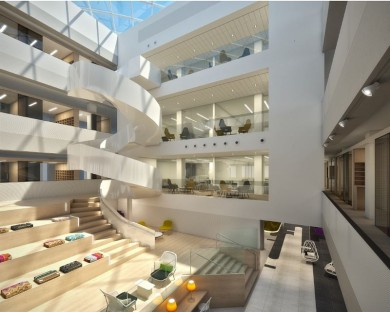 Isg wins 32m fit out for fashion giant arcadia - Selfridges head office telephone number ...