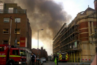 battersea fire