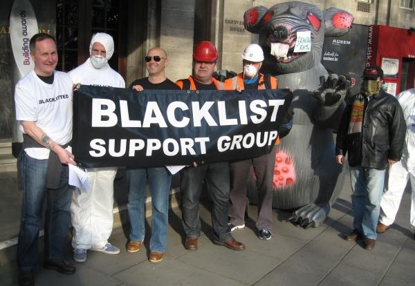 blacklist group