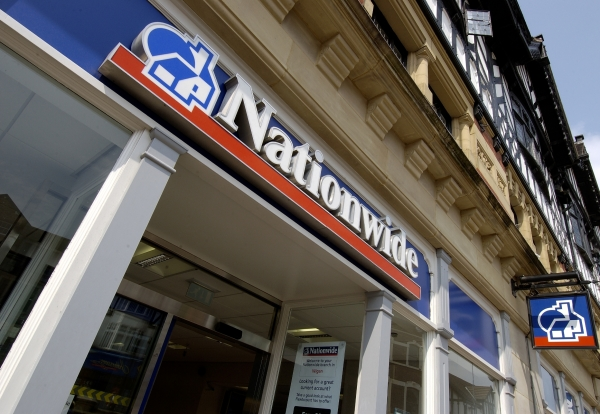 Nationwide Building Society's Wigan branch. Credit: Pixmedia www.pixmedia.co.uk
