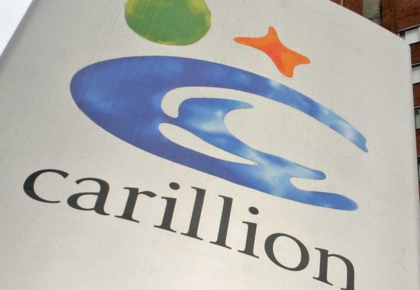 Carillion creeps higher as HSBC parachuted in ahead of possible £500mln fundraise