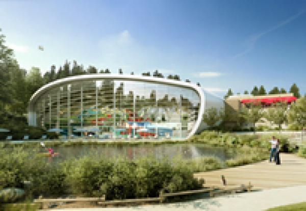 Isg Wins 61m Center Parcs Accommodation Contract Construction Enquirer