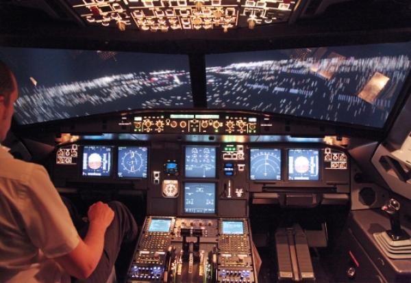 isg lands contract to build ba flight simulator centre